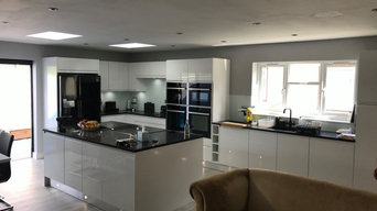 Work undertaken by Extension Designs Ltd