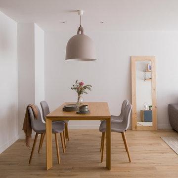 Reforma integral en 115 m²