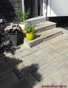 Terrassenboden Materialien Und Beispiele Für Die Gestaltung