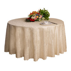 Blancho Bedding   Weddings Banquets Round Tablecloth, 220x220cm    Tablecloths
