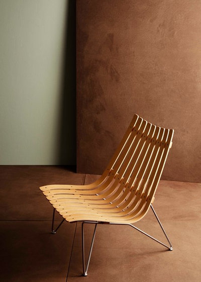 Scandia Nett lounge chair by Fjordfiesta