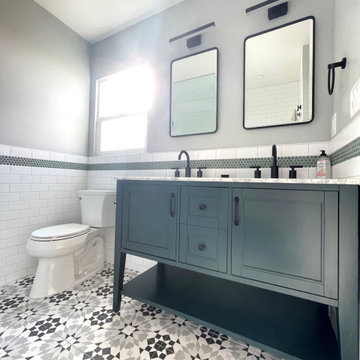 North Park Bathroom Remodel