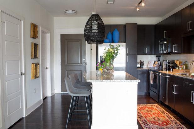 Two Designers Live/Work in Their Atlanta Loft