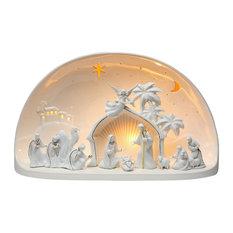 Nativity Scene Dome
