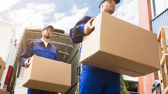 Moving Labor Service in Jacksonville