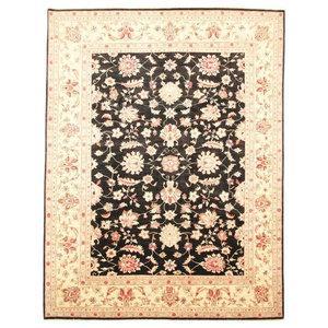 Ziegler Farahan Oriental Rug, Pakistan Hand-Knotted, 353x274 cm