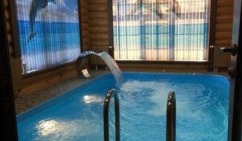 Полипропиленовый бассейн