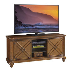 Tommy Bahama Bali Hai Medium Brown Marlin Media Console 593-907