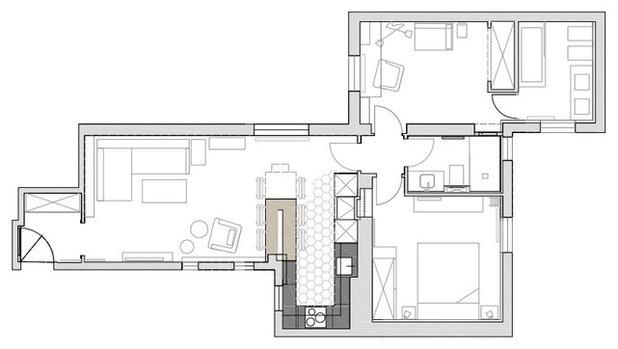 Visita privada: El hogar de una arquitecta en un barrio señorial