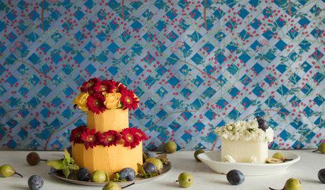 簡単DIY:初心者でも上手に作れる、花のデコレーションケーキ