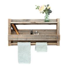 Bathroom Furniture Shelves