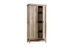 Bowery Hill Storage Cabinet in Lintel Oak