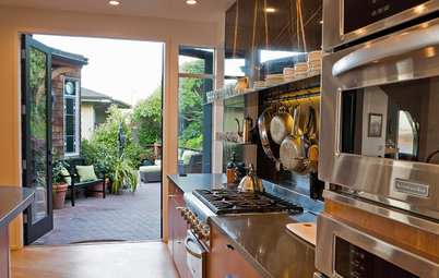 Kitchen of the Week: Former Galley Opens Up to Stunning Bay Views