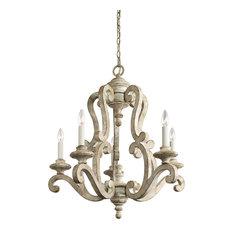 antique chandeliers for sale australia. kichler - 5-light chandelier, distressed antique white chandeliers. sale chandeliers for sale australia s