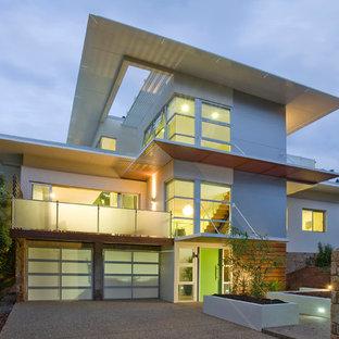 Home design - modern home design idea in Canberra - Queanbeyan