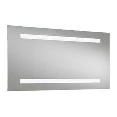 Opera LED Bathroom Wall Mirror, 50x100 cm