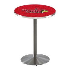 Illinois State Pub Table 36-inchx42-inch