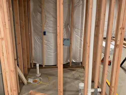 Help Finishing Basement Bathroom Rough In, How To Install Bathroom In Basement Without Rough In