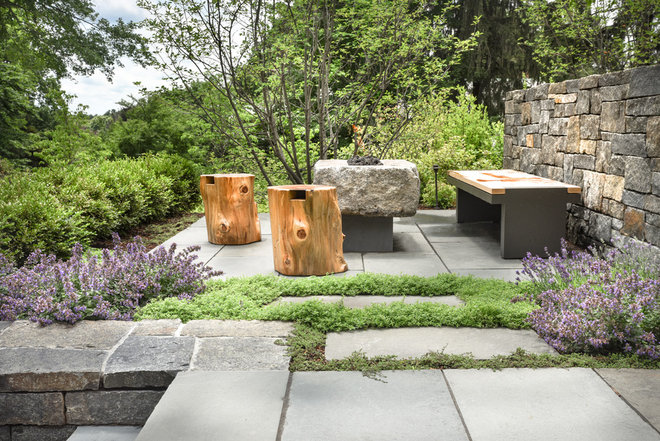Contemporary  by Matthew Cunningham Landscape Design LLC