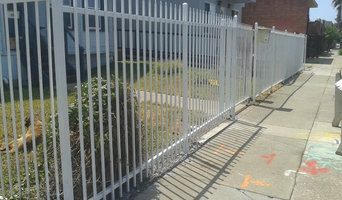 Metal Fence Repair