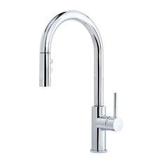 Miseno MK191 Gemma Pullout Multi-Flow Spray Kitchen Faucet