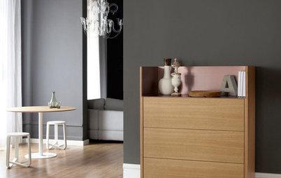 7 aparadores para renovar fácilmente el recibidor de casa