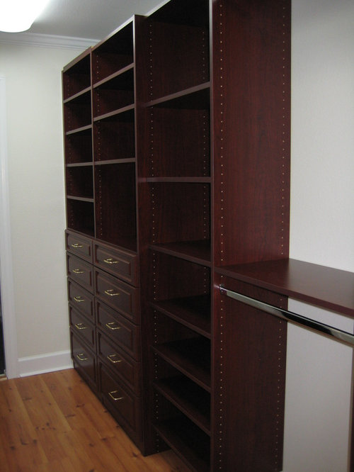 Custom Closets Thomasville Georgia   Closet Organizers