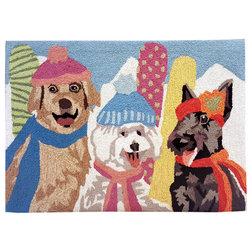 Contemporary Doormats by Liora Manne
