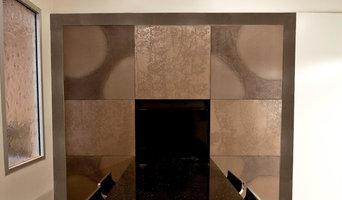 Jag Kitchens selection room