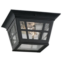 Traditional Outdoor Flush-mount Ceiling Lighting by Buildcom