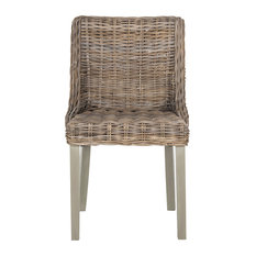 Caprice Wicker Dining Chairs , Set of 2