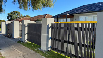 North Plympton - Front Fence