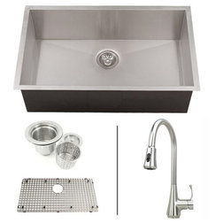 Great Contemporary Kitchen Sinks by eModern Decor