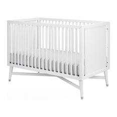 dwell studio convertible crib cribs - Mid Century Modern Crib