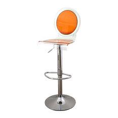 Barstool PD, Sixteen, Orange