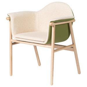 Sacadura Sleepy Green Armchair