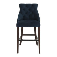 Wing Back Bar Stools Amp Counter Stools Houzz