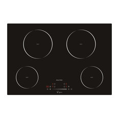 """Empava 30"""" 4 Booster Burners, Tempered Glass, Electric Induction Cooktop"""