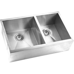 Contemporary Kitchen Sinks by HedgeApple