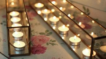 Bequai Glass T-light box