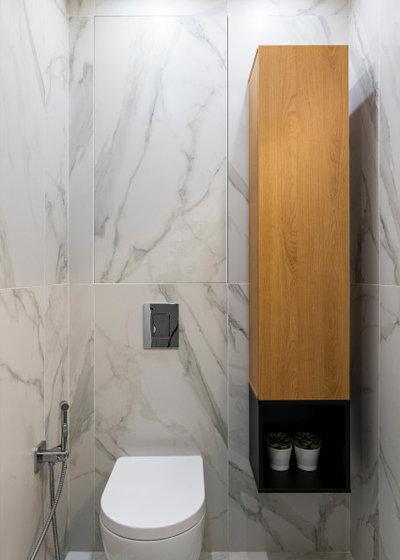 Современный Туалет by Pogorelova Olga Designer