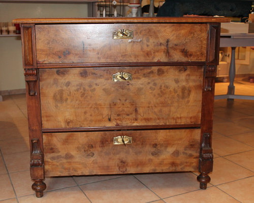 Kommode vorher - Accent Chests And Cabinets