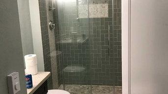 Sarah's Bathroom Remodel
