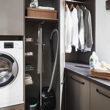 Distinguished Laundry Room