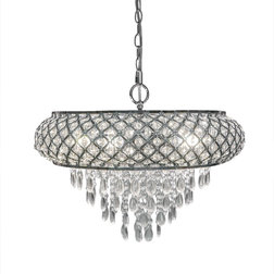 Contemporary Chandeliers by River of Goods