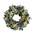 Lavender Bundle Wreath, Small