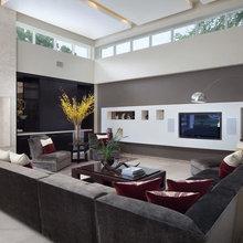 Wohnraumkino Beispiele