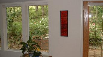 pannelli decorativi in carta per interni