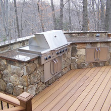Deck/Gas Grill