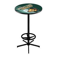 Wright State Pub Table 28-inch